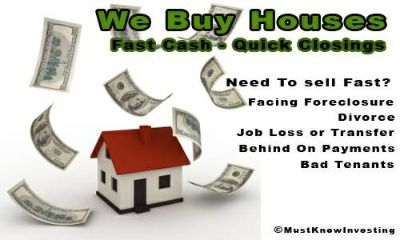 We Buy Houses 24 Hr Cash Offer