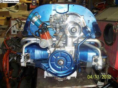 1600 s/p Rebuilt Turnkey Engine