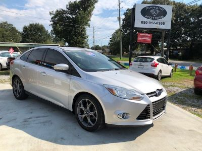2013 Ford Focus SE (Silver)