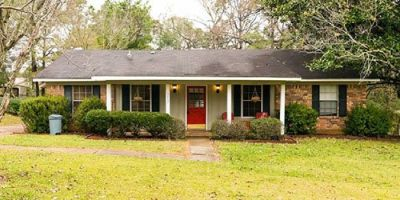 Ranch-Style Home with Wood-Burning Fireplace in Scenic Hills, Semmes!