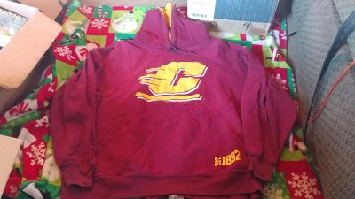 Central hoodie size 2xl