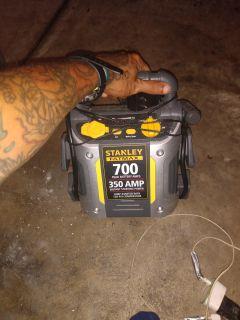 Fatmax instant jump+120 psi compressor