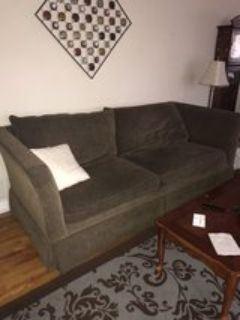couch and love seat combo