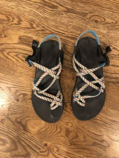 Chacos Zx2 Strappy Fiesta Sandal Size 10