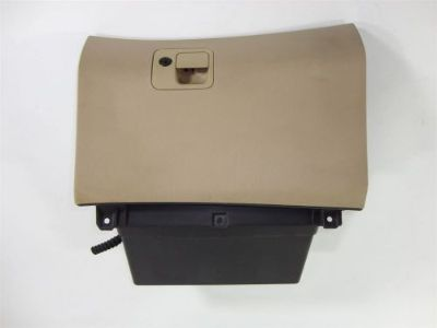 Purchase 01 Saab 9-5 Glove Box Storage Compartment Bin Assembly beige motorcycle in North Fort Myers, Florida, United States, for US $36.49