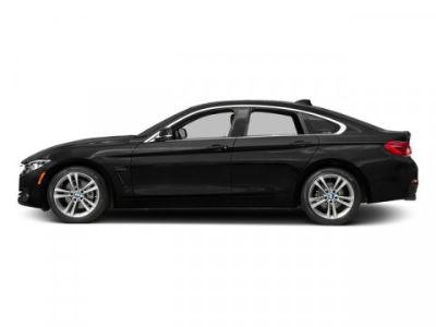 2018 BMW 4 Series 430i xDrive (Black Sapphire Metallic)