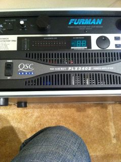 QSC PLX3402 Power Amp