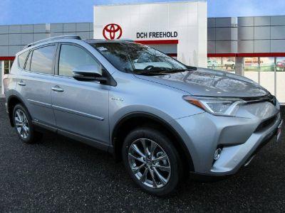 2018 Toyota RAV4 Hybrid Limited (Silver Sky Meta)