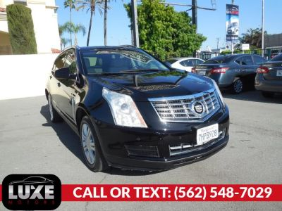 2014 Cadillac SRX Luxury Collection (Black Ice Metallic)