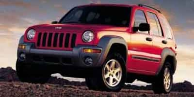 2004 Jeep Liberty Sport (Blue)