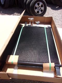 2010 Dodge Ram 1500 V8 Air Condenser