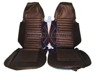 Purchase TRIUMPH TR6 SEAT COVER SET BLACK VINYL NEW SC2044A motorcycle in Sarasota, Florida, US, for US $479.00
