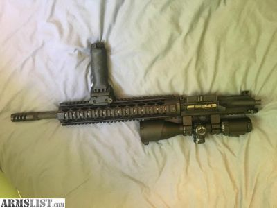 For Sale: AR15 upper assembly