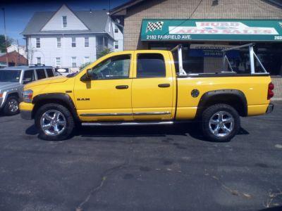 2008 Dodge RSX ST (Detonator Yellow)
