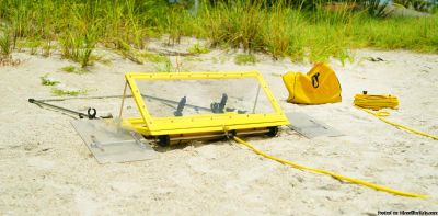 Underwater Vehicle Dive Sled