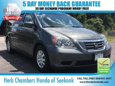 2008 Honda Odyssey EX-L (Nimbus Gray)