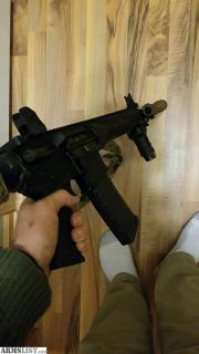 For Sale/Trade: 18in Adams arms