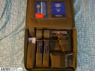 For Sale: New FNX 45 Tactical FNX-45 Tactical FDE