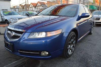 2008 Acura TL Type-S (Blue)