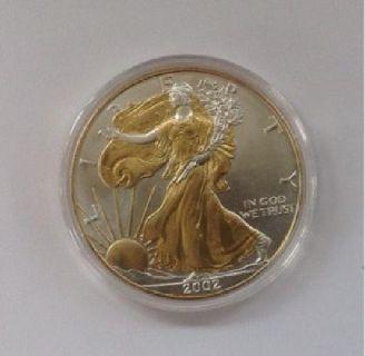 $32 American Silver Eagle 1 oz