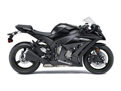 2015 Kawasaki Ninja ZX -10R ABS SuperSport Motorcycles Houston, TX