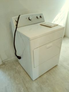 Kenmore Dryer couple months old