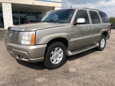 2002 Cadillac Escalade Base (Silver)