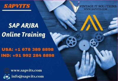 SAP Ariba Training at Vintage IT Solutions