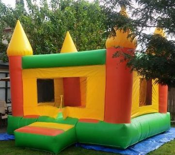 $1,200, Bouncer Castle