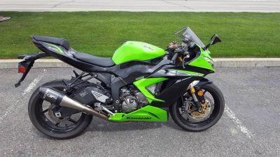 2013 Kawasaki Ninja ZX -6R SuperSport Motorcycles Meridian, ID