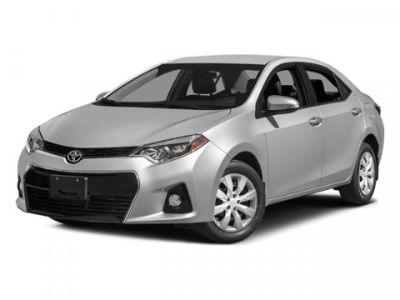 2014 Toyota Corolla L (Silver)
