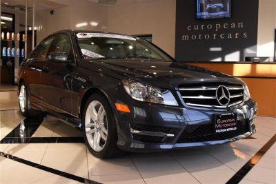 2014 Mercedes-Benz C-Class C300 4MATIC Luxury (Steel Grey Metallic)