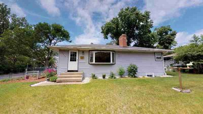 5800 5th Street NE FRIDLEY, Four BR/Two BA remodeled home for sale