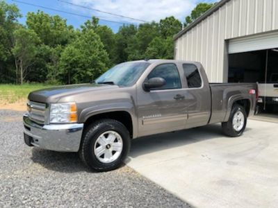 2013 Chevrolet Silverado 1500 LT (BROWN)