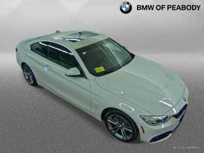 Used 2016 BMW 4 Series 2dr Cpe AWD