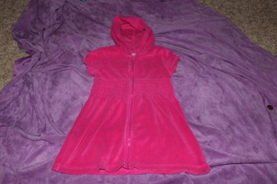 Circo Hooded Terry Bathing Suit Cover Up Size 2T