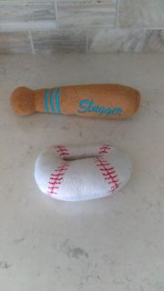 Baseball rattles baby toy