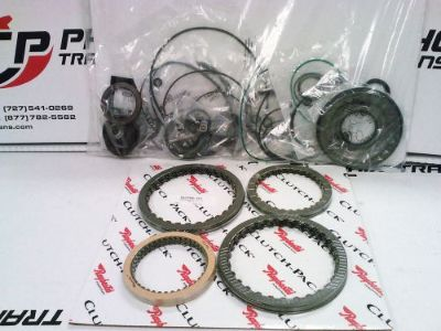 Purchase ZF5HP24 TRANSMISSION REBUILD KIT + CLUTCH PACK 1996-2004 F Piston Filter motorcycle in Saint Petersburg, Florida, United States
