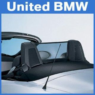 Purchase Genuine BMW Z4 Mesh Wind Deflector (2002-2008) motorcycle in Roswell, Georgia, US, for US $299.00