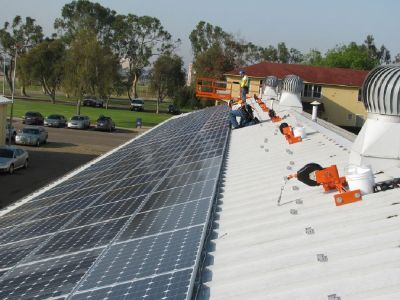 Best Solar company in Rancho Santa Fe