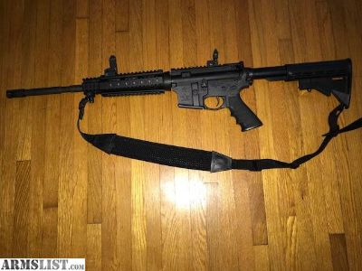 For Sale/Trade: AR15 nice