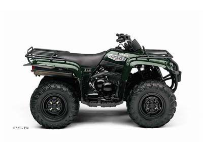 2007 Yamaha Big Bear 400 IRS 5-Speed 4X4 Utility ATVs Olean, NY