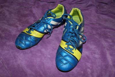 Adidas NitroCharge 2.0 Soccer Cleats Size 7 1/2