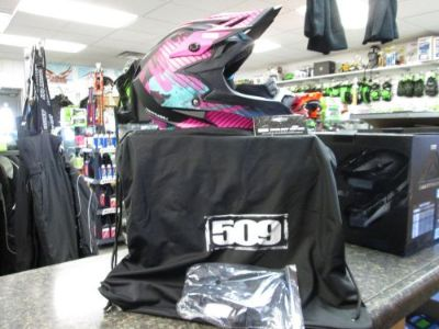 Sell New 509 Large L LG ALTITUDE AURA PURPLE / BLUE HELMET motorcycle in Big Bend, Wisconsin, United States, for US $160.99