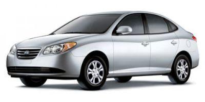 2010 Hyundai Elantra GLS (Liquid Silver Metallic)