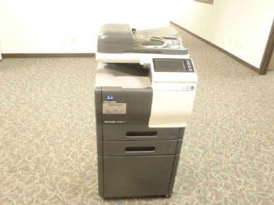 2015 Konica Minolta Bizhub C3350 Color Copier RTR#8064386-01