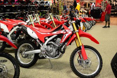 2017 Honda CRF250L Dual Purpose Motorcycles Olive Branch, MS