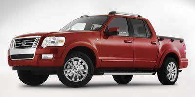 2007 Ford Explorer Sport Trac XLT (Maroon)