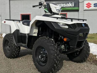 2019 Suzuki KingQuad 500AXi Power Steering ATV Utility Brilliant, OH