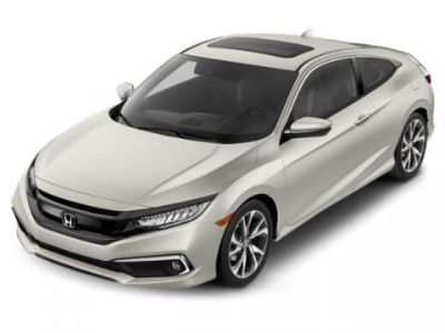 2019 Honda CIVIC COUPE Touring (Crystal Black Pearl)
